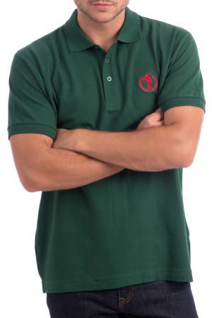 Рубашка POLO CLUB С.H.A.. Цвет: green