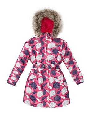 Куртка REIKE. Цвет: розовый