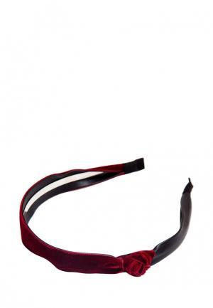 Ободок Kameo-Bis. Цвет: бордовый