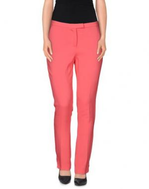 Повседневные брюки BEATRICE. B. Цвет: фуксия