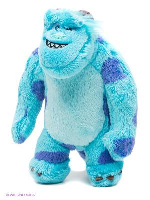 Мягкая игрушка Салли Monsters University. Цвет: голубой