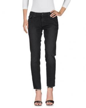 Джинсовые брюки POLO JEANS COMPANY. Цвет: черный