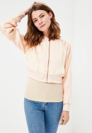 Куртка Hailys Haily's. Цвет: розовый