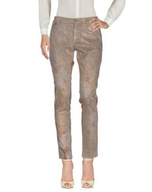 Повседневные брюки KUBERA 108. Цвет: серый