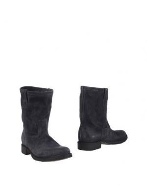 Полусапоги и высокие ботинки FIORENTINI+BAKER. Цвет: темно-синий