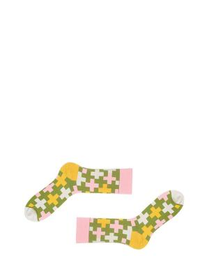 Носки Sammy Icon. Цвет: черный, оранжевый, синий