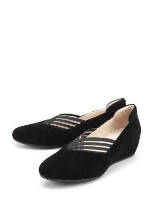 Туфли OShade O'Shade. Цвет: черный