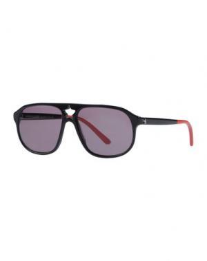 Солнечные очки SHERIFF & CHERRY. Цвет: черный
