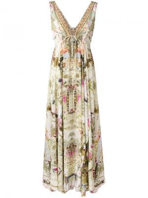 Girl in the Garden dress Camilla. Цвет: зелёный