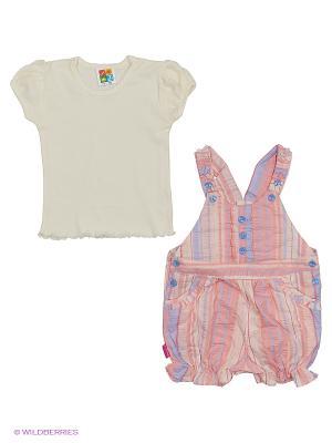 Комплект DAMY-M. Цвет: бледно-розовый, сиреневый