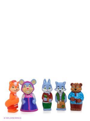 Герои сказок S-S. Цвет: синий, фиолетовый, оранжевый