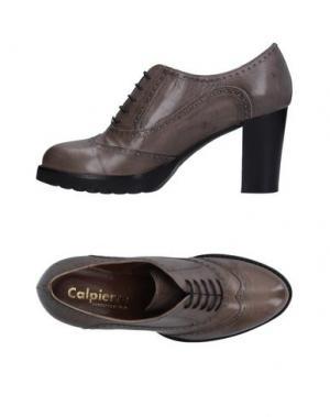 Обувь на шнурках CALPIERRE. Цвет: серый