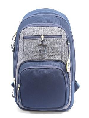 Рюкзак UFO PEOPLE. Цвет: синий