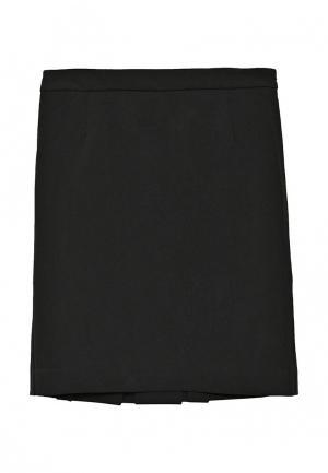 Юбка Acoola. Цвет: черный