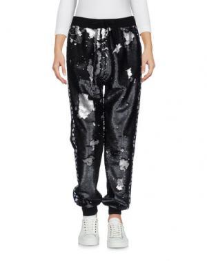 Повседневные брюки F**K PROJECT. Цвет: черный