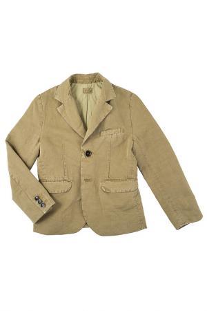 Пиджак MORLEY. Цвет: зеленый