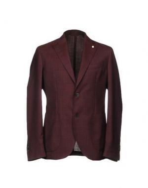 Пиджак L.B.M. 1911. Цвет: пурпурный