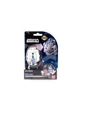 Яйцо-трансформер R2-D2 Bandai. Цвет: белый, черный