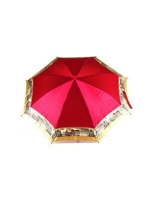 Зонты 1Azaliya. Цвет: бордовый