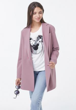 Пиджак Fly. Цвет: розовый