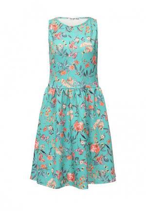 Платье Amplebox. Цвет: разноцветный