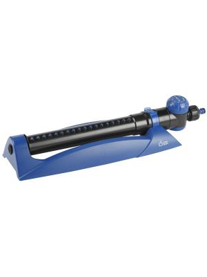 Дождеватель с таймером 15-120мин. 340квм GREEN APPLE. Цвет: синий