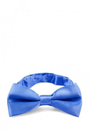 Бабочка Casino. Цвет: голубой