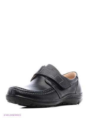 Ботинки Milton. Цвет: черный