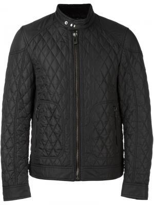 Куртка New Bramley Belstaff. Цвет: чёрный