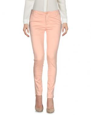 Повседневные брюки ATELIER FIXDESIGN. Цвет: песочный