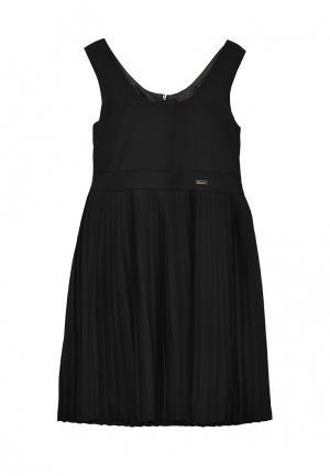 Платье Vitacci. Цвет: черный