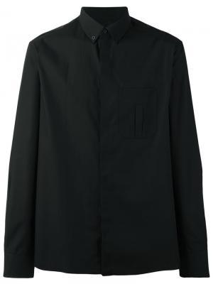Рубашка Arniston Qasimi. Цвет: чёрный