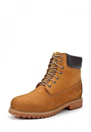 Ботинки Reflex. Цвет: оранжевый