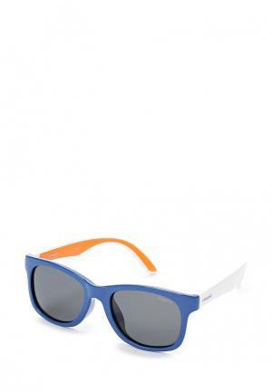 Очки солнцезащитные Polaroid. Цвет: разноцветный