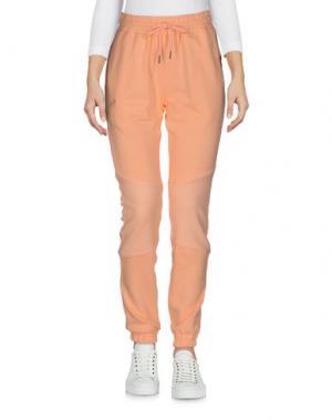 Повседневные брюки PUBLISH. Цвет: лососево-розовый