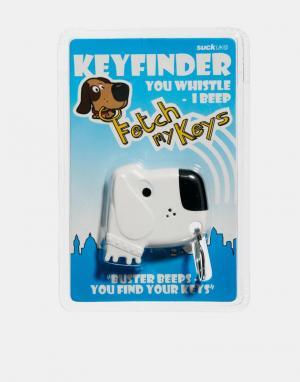 Брелок для поиска ключей Fetch My Keys Подарки. Цвет: мульти