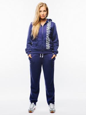 Спортивные штаны W5. Цвет: фиолетовый