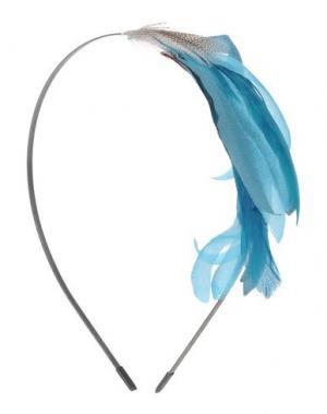 Аксессуар для волос INDRESS. Цвет: лазурный