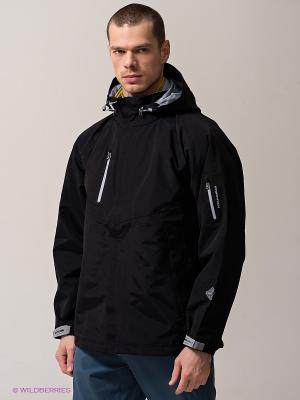 Куртка STORMTECH. Цвет: черный