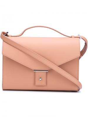 Сумка-потальонка Pb 0110. Цвет: розовый и фиолетовый