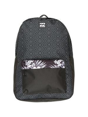 Рюкзак ALL DAY PACK BILLABONG. Цвет: черный, белый, серый