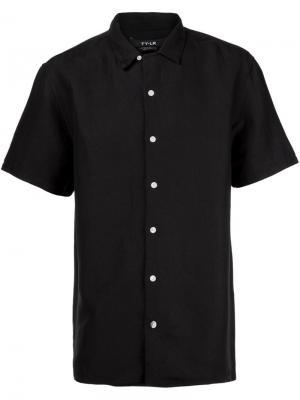 Рубашка с короткими рукавами Ty-Lr. Цвет: чёрный