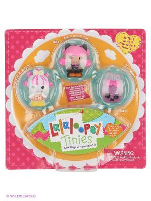 Игрушка кукла Малютки Lalaloopsy. Цвет: розовый, фиолетовый