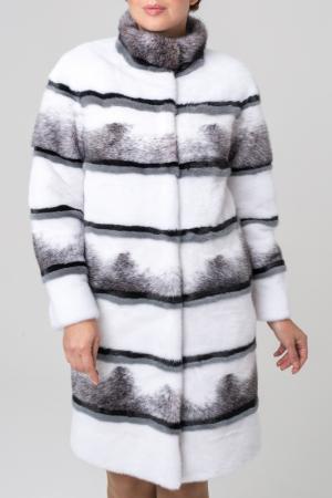 Шуба PT Quality Furs. Цвет: крестовка