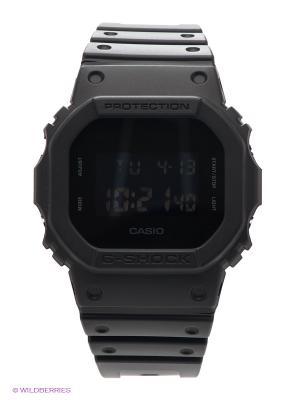 Часы G-SHOCK DW-5600BB-1E CASIO. Цвет: черный