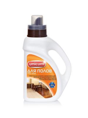 Unicum Средство универсальное для мытья полов  1л B&B. Цвет: белый