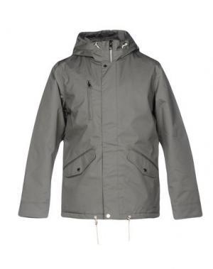 Куртка ELVINE. Цвет: серый