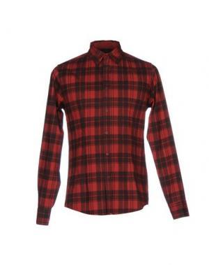 Pубашка EN AVANCE. Цвет: кирпично-красный