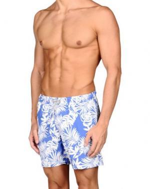Шорты для плавания BLUEMINT. Цвет: синий