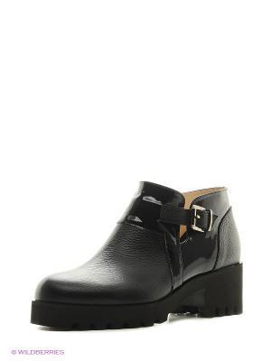 Ботинки ESTELLA. Цвет: темно-серый, черный